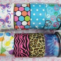 Multi Coloured Tapes