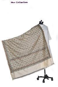 Benarsi Dupatta Monga Silk