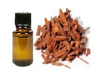 Sandal Wood Oil, Santalum album
