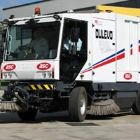 Sweeping Equipments Rental Services
