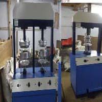 5 Die Semi Automatic Areca Leaf Plate Making Machine