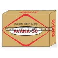 Avana-50 Tablets