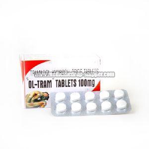 OL-Tram 100 mg Tablets