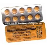 Snovitra 40mg Tablets