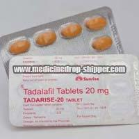 Tadarise 20mg Tablets