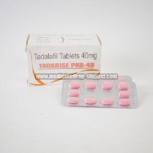Tadarise Pro-40 Tablets