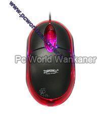 Zebronics Mouse USB Neon