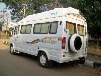 Tempo Traveller On Rent