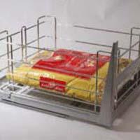 Kitchen Grain Trolley
