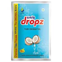 Uniq Dropz Pure Coconut Oil Pouch