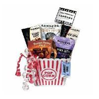Movie Night Chocolates Gift Basket