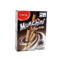 Munchini Wafer Sticks 100 Gram Chocolates