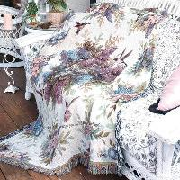 Tapestry Cotton Throws