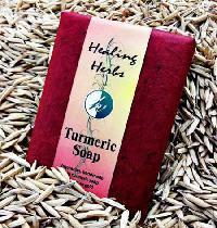Pure Turmeric Soap