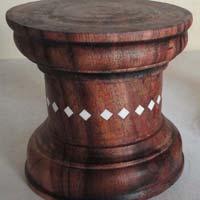 Wooden Round Stools