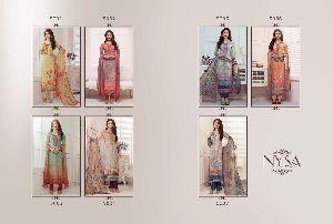 ne look designer pakistani suits
