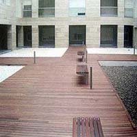 Deck Wooden Floorings