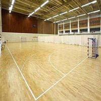 Tennis Wooden Floorings