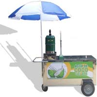 Coconut Water Beverage Cart