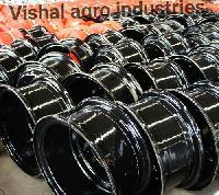 Steel Truck Wheel Tube