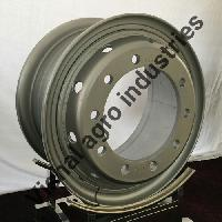 Tube Steel Wheel Rim Disc Plates