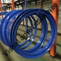 Tube Steel Wheel Rim Lock Ring