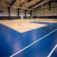 Basketball Wooden Floorings