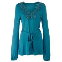 Ladies Lycra Full Sleeves Top