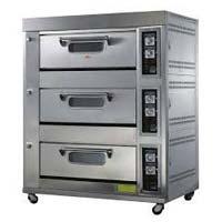 Three Deck Bakery Oven