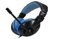 Emporis Raga Usb Headset With Mic (black)