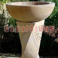 Stone Bird Baths