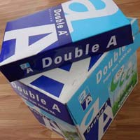 Double A Paper Ream-Wrapped 80gsm A4 White