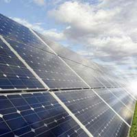 Solar Mega Scale Power Plant