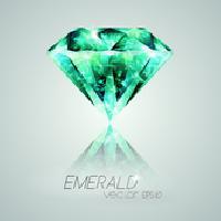 Emerald Round Cut Diamond