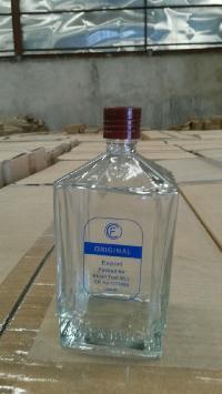 Glass Bottle - Brand New