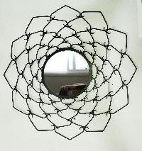 Heart Touch Wall Mirror