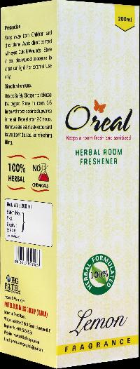 Lemon Oreal Room Freshener