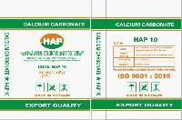 Stearic Acid Coated Calcium Carbonate Powder