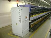 Zinser 350 Ring Frame Spare Parts