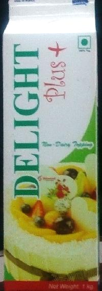 Non Dairy Whipping Cream - Delight Plus
