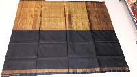 Uppada Half and Half Tisue Pure Silk Sarees