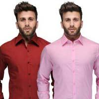 Mens Full Sleeves Formal Shirts
