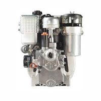 Water Cooled Twin Cylinder Diesel Engine