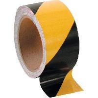 laminated warning tape