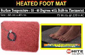 Heated Foot Mats