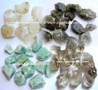 Rough Tumbled Stones
