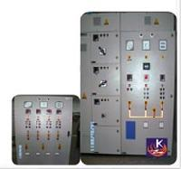 Auto Main Failure Control Panel