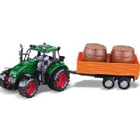 Friction Toy Tractor