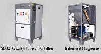 Hydraulic Oil Chiller