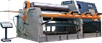Hydraulic 4- Rolls Plate Bending Machines